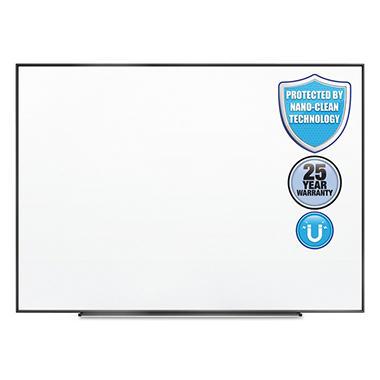 Quartet Fusion Nano Clean Magnetic Whiteboard, 48\