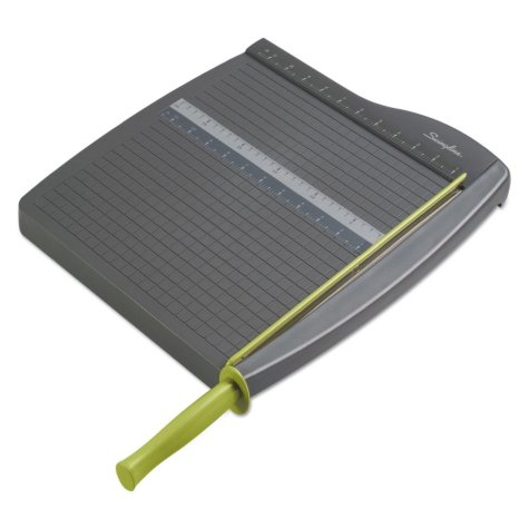 "Swingline - ClassicCut Lite Paper Trimmer, 10 Sheets, Durable Plastic Base -  13"" x 19 1/2"""