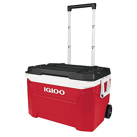Igloo 60-Quart Rolling Tailgate Cooler