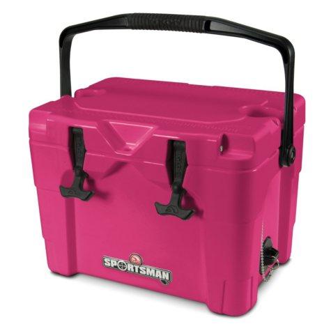 Igloo Sportsman 20 Quart Cooler – Pink
