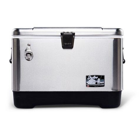 Stainless Steel Cooler, 54 qt.