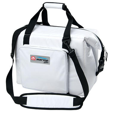 Marine Ultra 36-Can Snap Down Cooler Bag
