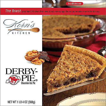 Derby-Pie Chocolate Nut Pie (20 oz.)
