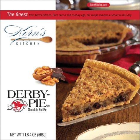 Derby-Pie Chocolate Nut Pie (20 oz.)