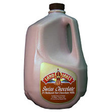Land O Lakes 1% Swiss Chocolate Milk (1 gal.)