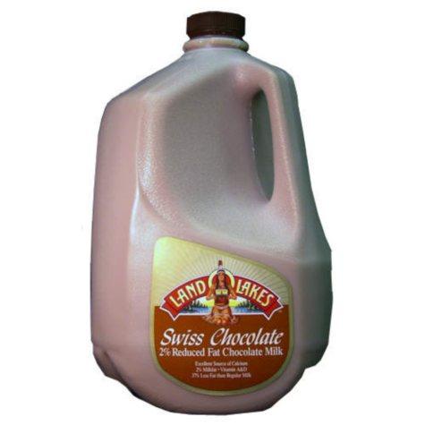 Land O Lakes 1% Swiss Chocolate Milk (1 gal.)