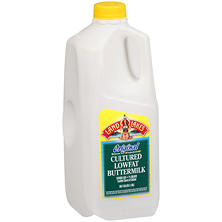 Land O'Lakes 1% Buttermilk (half gal.)