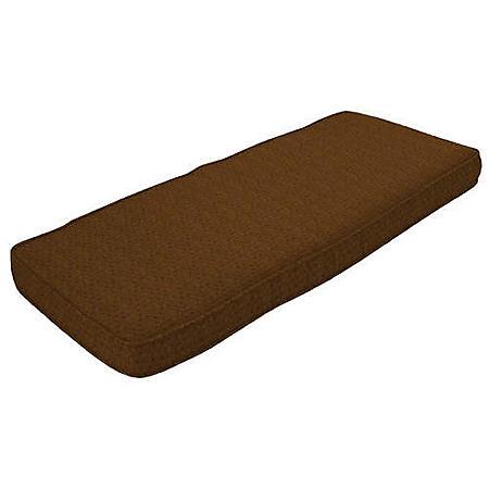 Marquesa 4' Bench Cushion w/Welt - Brown