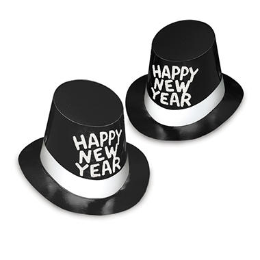 New Year's Eve Party Hats (25 ct.)
