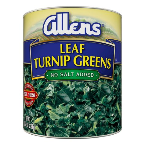 The Allens Turnip Greens - 101 oz.
