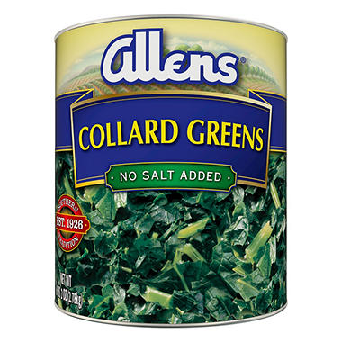 The Allens Chopped Collard Greens - 101 oz.