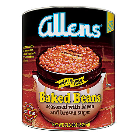 The Allens Baked Beans (115 oz.)