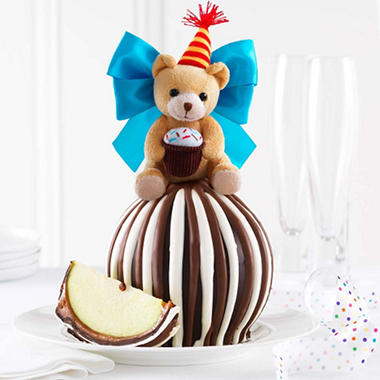 Mrs. Prindables Birthday Bear Jumbo Apple