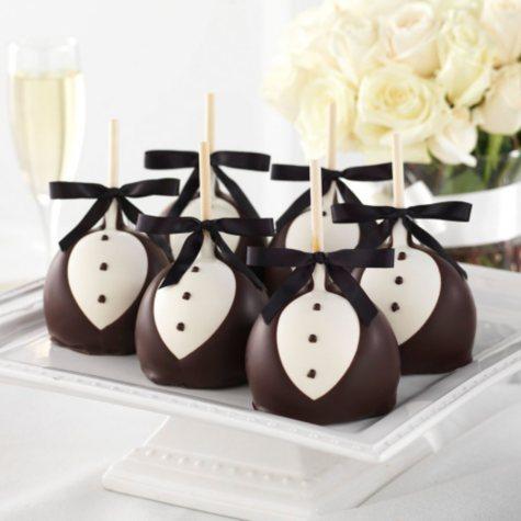 Mrs. Prindables Black Tie Petite Apple (12 ct.)