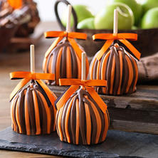 Mrs. Prindables Autumn Petite Caramel Apple (4 pk.)
