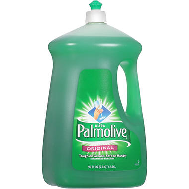 Ultra Palmolive 174 Original Dish Liquid 90 Fl Oz Sam S