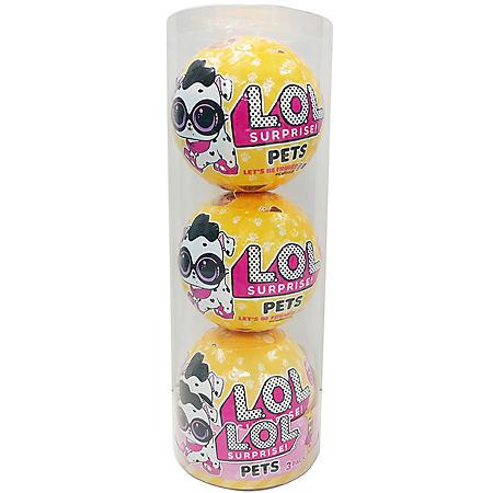 L.O.L. Surprise Pets 3 Pack