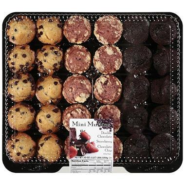 Sams Club Auto >> Mini Muffins Variety Pack - 30 ct. - Sam's Club