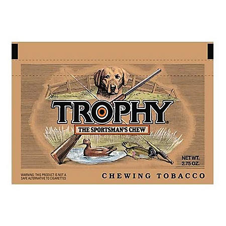 Trophy Chewing Tobacco  (3 oz., 12 ct.)