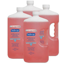 Softsoap Hand Soap Refill, Antibacterial (1 gallon, 4 pk.)