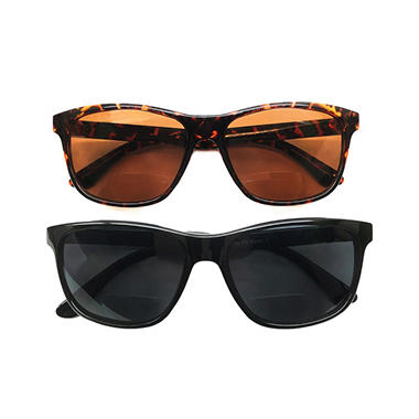 a2d8ee0bc4 I.Image Men s Plastic 2-Pack Sunglass Readers