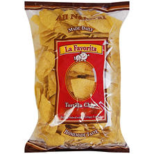 La Favorita Tortilla Chips - 1 lb. - 2 ct.