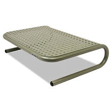 Allsop Metal Art Jr. Monitor Stand, Pewter