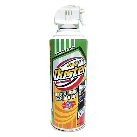 Perfect Duster® Non-Flammable Power Duster, 10 oz Can