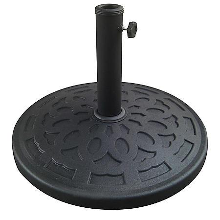 14kg Stone Resin Umbrella Base