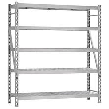 "Muscle Rack 5-Level Storage Rack (84"" x 24"" x 84"")"