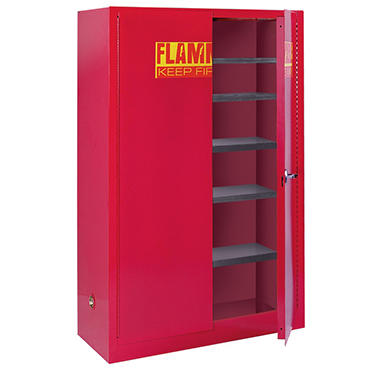 Sandusky Paint and ink Storage Cabinet - 43