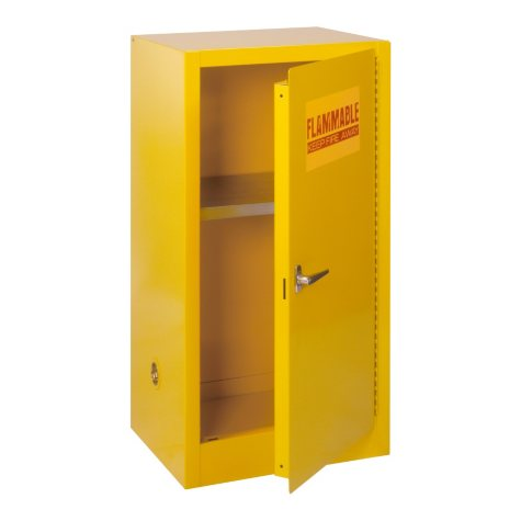 "Edsal Compact Flammable Safety Steel Cabinet (23""W x 18-8""D x 35""H"