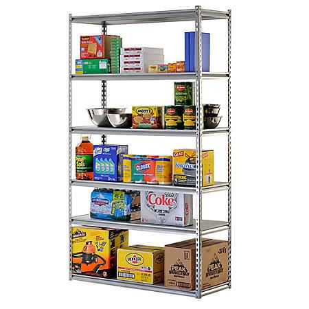 Muscle Rack 6-Shelf Storage Rack