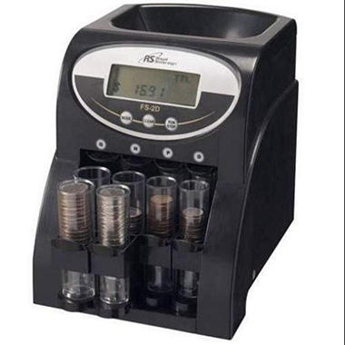 Royal Sovereign Two Row Digital Coin Sorter