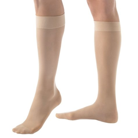 JOBST® UltraSheer Compression Stockings  w/ SoftFit, 15-20 mmHg, Natural 1-pair (Choose Your Color)