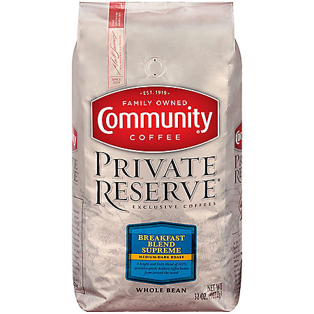 Community Coffee® Breakfast Blend -32oz bag