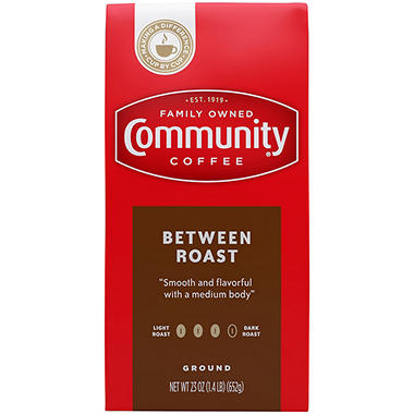 Community Coffee Premium Between Roast (23 oz.)