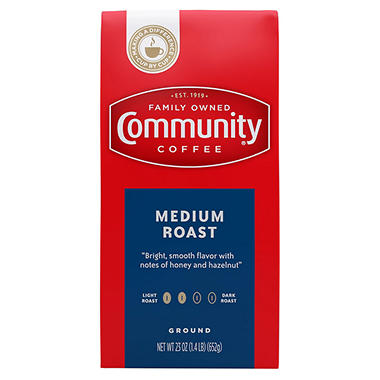 Community Coffee Medium Roast (23 oz.)