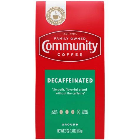Community® Coffee Decaffeinated (23 oz.)