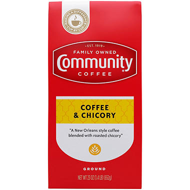 Community Coffee & Chicory (23 oz.)