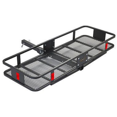 cargoloc hitch mount cargo carrier combo pack - Cargo Carrier Hitch