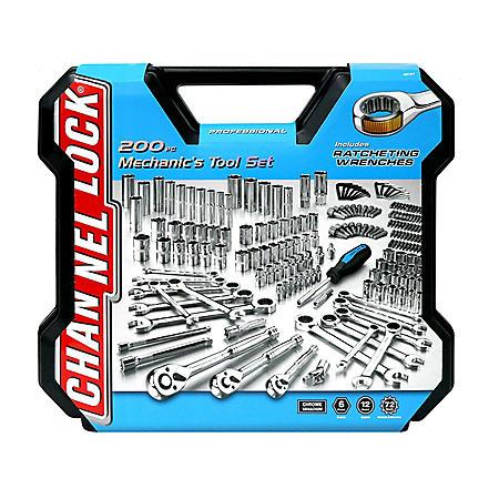 Channellock Mechanic's Set (200 pc.)