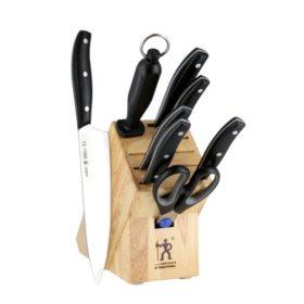 J.A. Henckels International Definition 9-Piece Knife Block Set