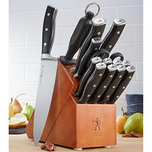 Henckels International 15-Piece Forged Accent Knife Block Set