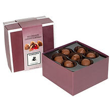 Sanders Fine Chocolate Cherry Cordials, Available in Milk or Dark Chocolate (7 oz.)