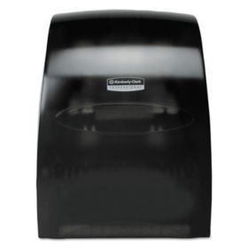 Kimberly-Clark Professional - Touchless Towel Dispenser, 12 63/100w x 10 1/5d x 16 13/100h - Smoke