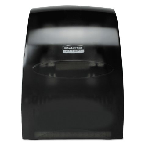 Kimberly-Clark Professional - Touchless Towel Dispenser, 12 63/100w x 10 1/5d x 16 13/100h - Smoke