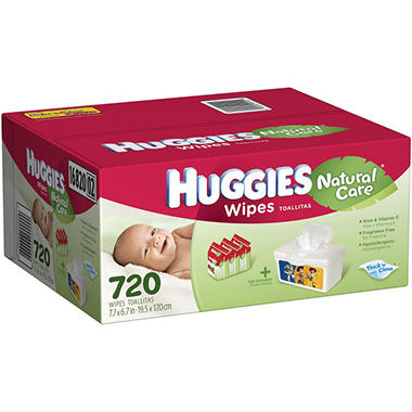 Huggies® Wipes