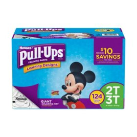 Huggies Pull-ups Training Pants for Boys (Choose Your Size)