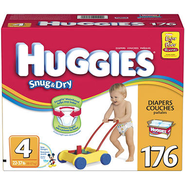 Huggies® Snug & Dry® Diapers